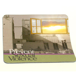 Click here for more information about SP-08-05 - Prevent Sexual Violence Mousepad