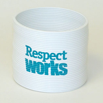 Click here for more information about SP-09-05 - Respect Works Coil Toy (per pack of 5)