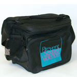 Click here for more information about SP-08-06 - Prevent Sexual Violence Lunch Tote