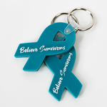 Click here for more information about SP-19-05 - Believe Survivor Keychain (5 pack)