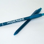 Click here for more information about SP-12-03 - SAAM Pens-English (per pack of 20)