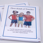 ER-01-21 - Three Kinds of Touches Curriculum
