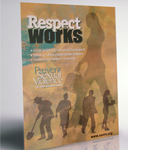 Click here for more information about SP-09-03 - Respect Works Poster - Spanish and English