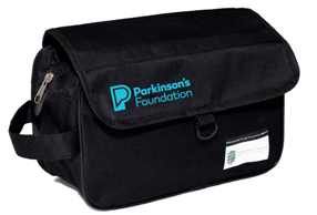 Parkinson's Foundation bag