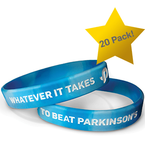 Whatever It Takes bracelets 20 pack