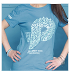 Click here for more information about Beat Parkinson's women's t-shirt