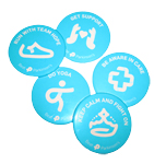 Click here for more information about Beat Parkinson's buttons (5-pack)