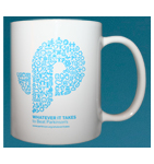 Click here for more information about Beat Parkinson's mug