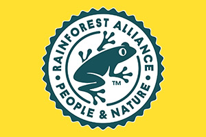 Our New Rainforest Alliance Certification Seal is Here!
