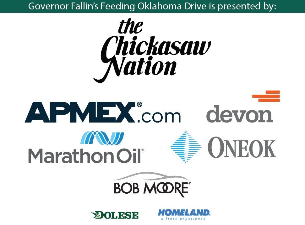 Feeding Oklahoma Drive Regional Food Bank