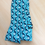 Scleroderma Awareness Bow Tie