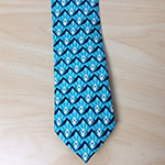 Click here for more information about Scleroderma Awareness Neck Tie