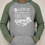Click here for more information about Long Sleeve Raglan Hoodie