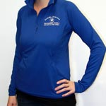 Click here for more information about Men's & Women's Half-Zip Pullovers