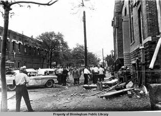 America Sees the Truth the 16th Street Baptist Church Bombing