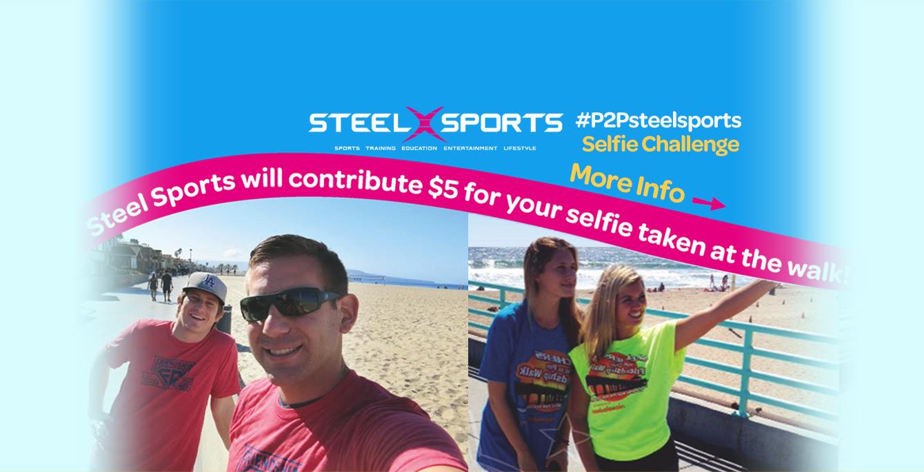 steel sports selfie challenge