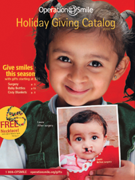 Operation Smile's Holiday Giving Catalog