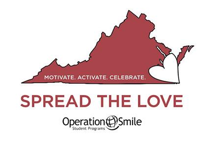 spread the love graphic