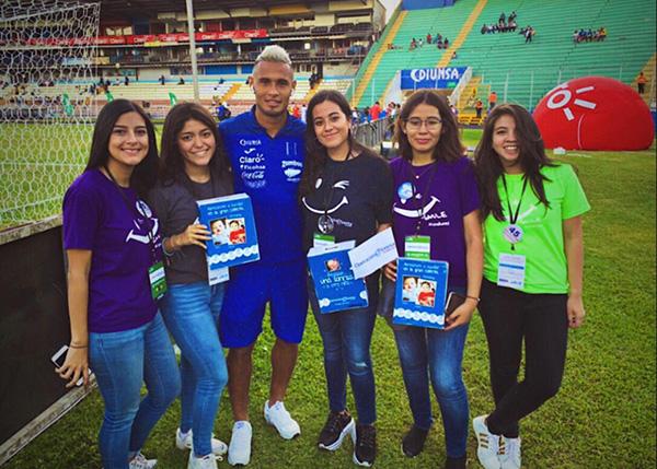 Honduras futbol promotion