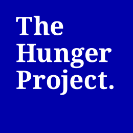 The Hunger Project.