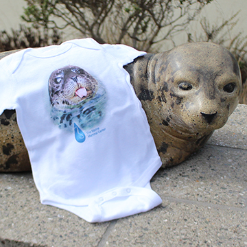 Harbor Seal Onesie