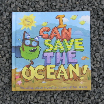 Save the Ocean book
