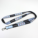 Click here for more information about Lanyard - Regular