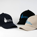 Click here for more information about Logo Baseball Cap - Velcro Closure