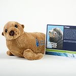 Adopt-a-Seal® - Chippy Adoption Package, with Plush