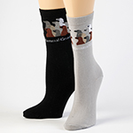 Click here for more information about Decade design socks