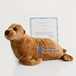 Click here for more information about Chippy the Sea Lion Adoption and Plush