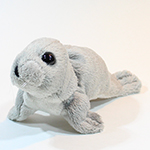 Click here for more information about Monk Seal Finger Puppet