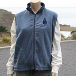 Click here for more information about ***NEW COLOR*** Fleece Vest