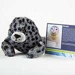 Click here for more information about Adopt-a-Seal® - Garnett Adoption Package, with Plush