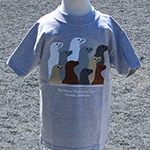 Click here for more information about  10 Sea Lions Youth T-shirt
