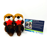 Click here for more information about Adopt-A-Seal® - Langly & Sprout Adoption Package, with Plush