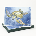 Click here for more information about Turtle Stars Holiday Cards