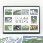 Click here for more information about Coastal Holiday Card Set