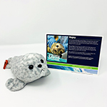 Adopt-a-Seal® - Bogey Adoption Package, with Plush