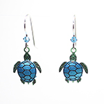 Click here for more information about Sea Turtle Earrings