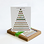 Click here for more information about Green Christmas Cards