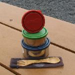 Click here for more information about Food Containers and Spork