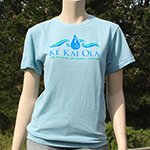 Click here for more information about Ke Kai Ola Unisex Tee