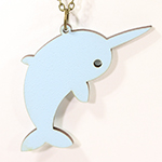 Click here for more information about Narwhal Necklace