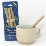 Bamboo Mini Straws