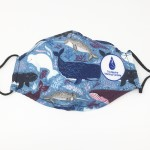 Click here for more information about Whale Face Mask (ADULT)