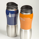Click here for more information about Logo Coffee Tumbler