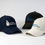 Click here for more information about Logo Baseball Cap - Flex-Fit