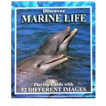 Click here for more information about Marine Life Playing Cards