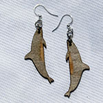 Click here for more information about Vaquita Earrings